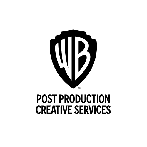 Warner Bros Post Production Creative Services Logo